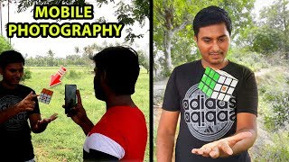 5 CREATIVE MOBILE PHOTOGRAPHY | 5 Mobile Photography Tips you Must Know