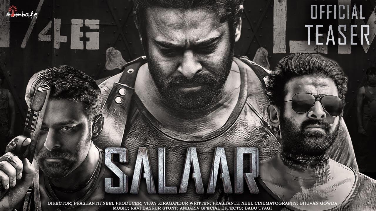 SALAAR - Official 51 Interesting Facts | Prabhas | Prashanth Neel | Hombale Films | Revealed - YouTube