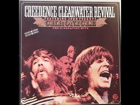 Creedence Clearwater Revival /-/ Hey, Tonight ... (audio)