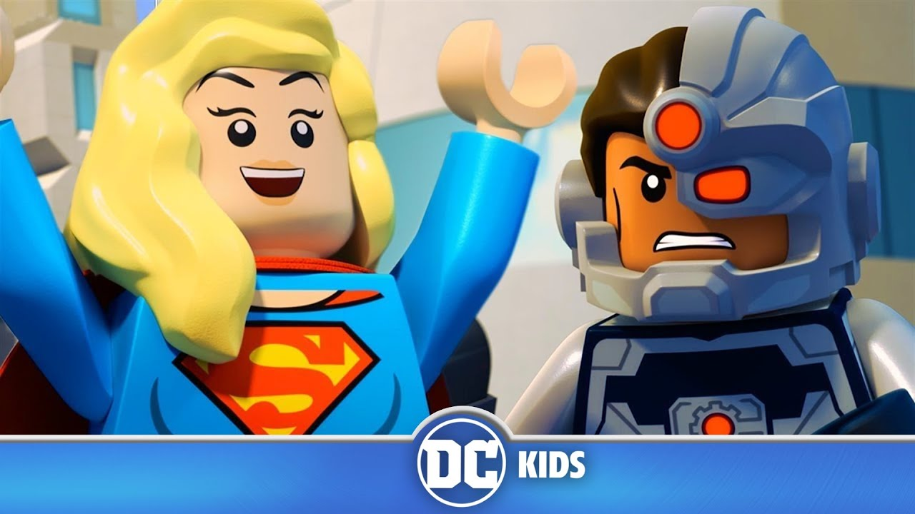 Download LEGO Justice League Cosmic Clash | Kick Their Underpants | DC Kids