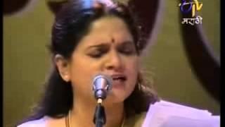 Devki Pandit Hridaynath Mangeshkar Ashok Kadam Aaj gokulat Rang