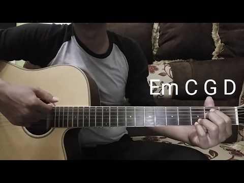Mimpi yang sempurna - Peterpan (chord/kunci gitar)