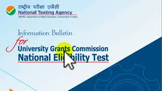 How to Apply Online UGC NET Application December 2018 (NEW)