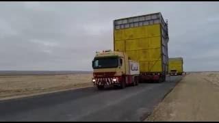 Сопровождение груза в Казахстане