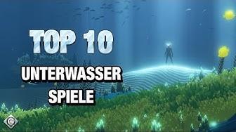 Die SCHÖNSTEN Unterwasserspiele! | Top 10