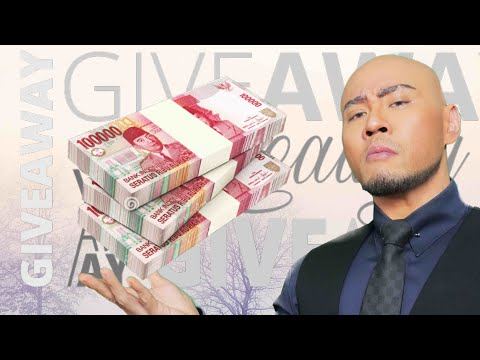 GIVE AWAY Rp 300 JUTA CASH❗️(NO HOAX, NO CLICK BAIT. INDONESIA ONLY)