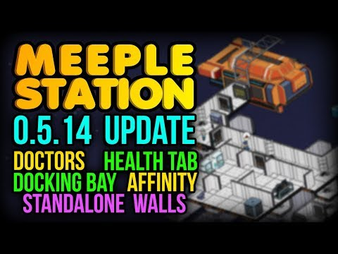 Meeple Station Update - Affinity, Health, Doctors and More! |