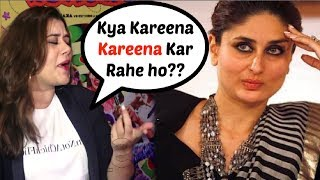 SHOCKING!! Shikha Talsania AVOIDS Kareena Kapoor Question