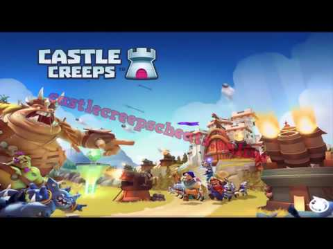 Castle Creeps TD [Android/iOS] - Free gems generator!