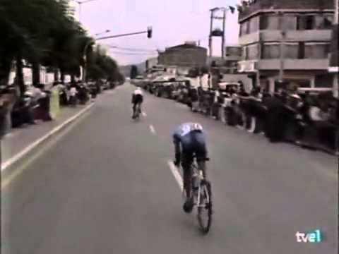 Olano, campeón del Mundo de 1995 en Colombia