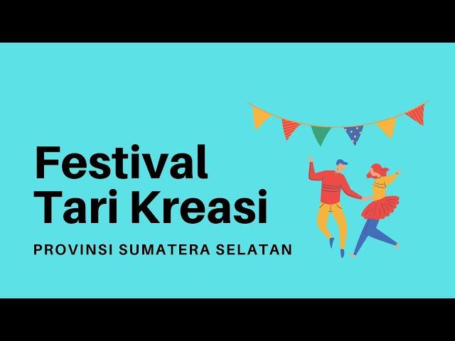 Juara 1 Tari Kreasi Sumatera Selatan tingkat Nasional