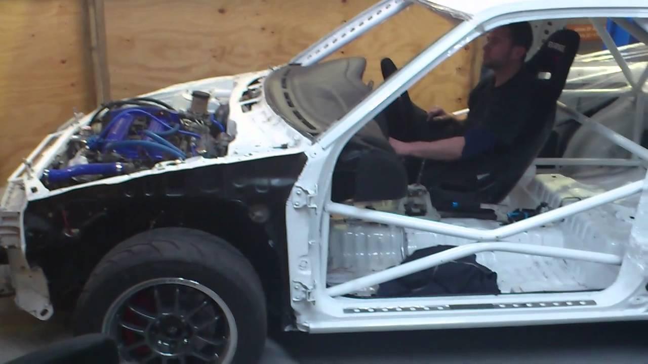 Www Drivenperformance Co Nz Charade Evo Race Car Youtube
