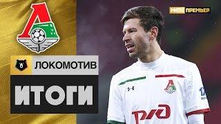 «Локомотив»: итоги первой части сезона