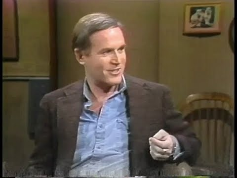 Charles Grodin on Late Night, December 23, 1982