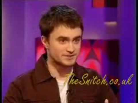Daniel Radcliffe Second Time On Jonathan Ross Part 1