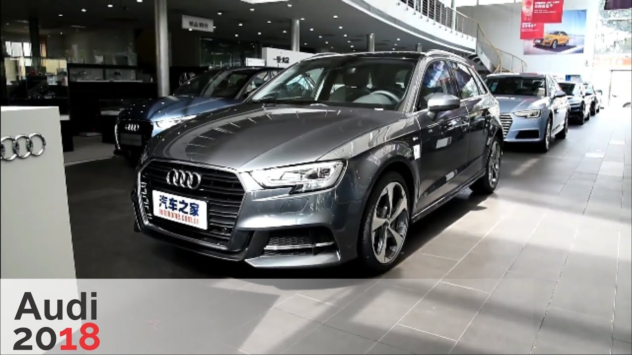 new 2018 audi a3 sportback s line full review interior and exterior youtube. Black Bedroom Furniture Sets. Home Design Ideas