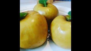 Яблоки в духовке// Печёные яблоки