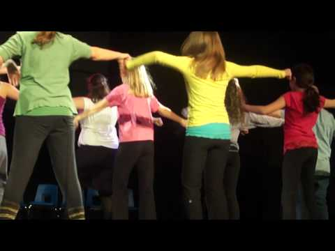 My dance performance at wexford