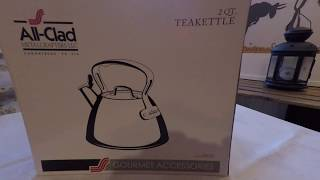 All-Clad Kettle