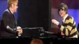 Ryan Adams and Elton John: Tiny Dancer live