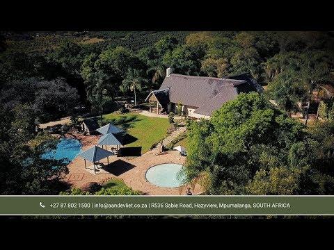 Aan De Vliet Resort Accommodation Hazyview South Africa | Africa Travel Channel
