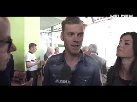 Lancering TourHelden: Lars Boom