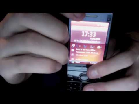 HTC S740 Overview Video
