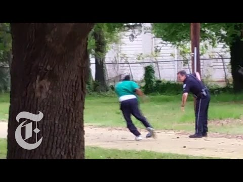 Walter Scott Death: Video Shows Fatal North Charleston Police Shooting | The New York Times