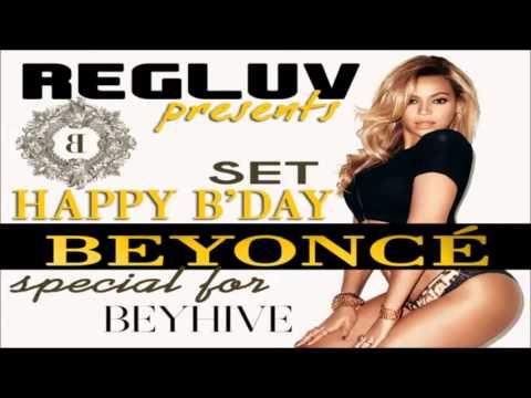 REGLUV - Special Set Happy B'day Beyoncé