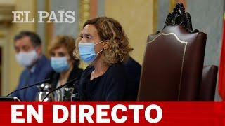 DIRECTO | Las INJURIAS A LA CORONA, a debate en el CONGRESO