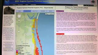 Tropical Cyclone Impact Graphics Tutorial