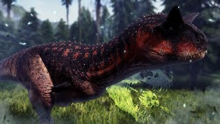 GOODBYE! - The Isle - NEW Carno Update & Exclusive Dev Confirmed DINOSAUR Features! - Gameplay