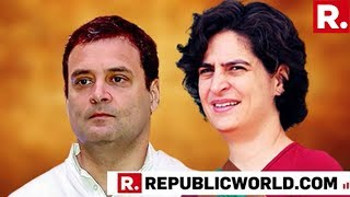 WATCH: Priyanka Gandhi Vadra Asks Congress Workers To Not Be Disheartened By Exit Polls