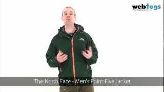 The North Face Men's Point Five Jacket - Mountaineering Goretex Pro Shell Jacket. Thumbnail