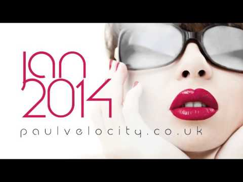Funky House DJ Paul Velocity Funky House Mix Jan 2014