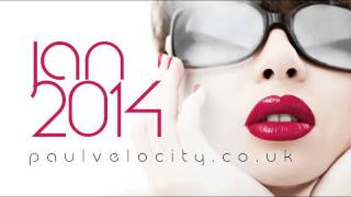 Funky House DJ Paul Velocity Funky House Mix Jan 2014