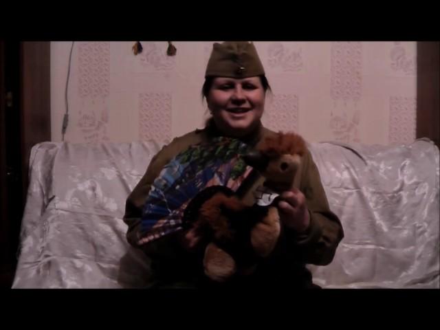 Изображение предпросмотра прочтения – НатальяПолухова читает произведение «Фашистская ворона или эрзац-пава» Д.Бедного