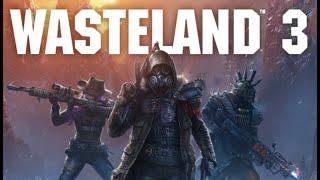 Wasteland 3 Gameplay - Customization and Opening Combat 4K - RTX 2080 Ti