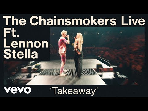 The Chainsmokers - Takeaway ft. Lennon Stella (Live from World War Joy Tour) | Vevo
