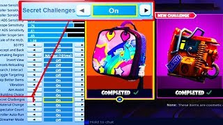 SECRET - NEW - BRITE BAG On Fortnite UNLOCKED - Fortnite Battle Royale Rainbow Back Bling Gameplay