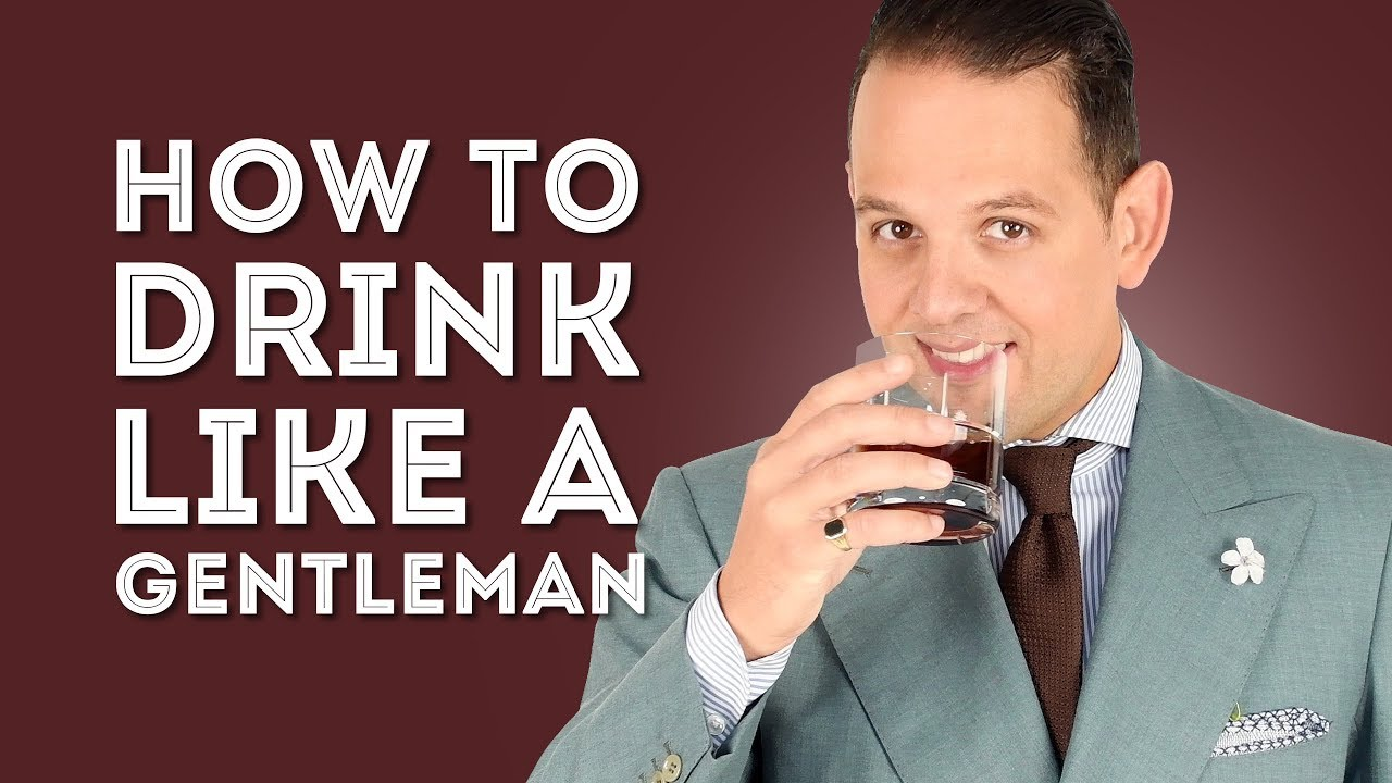 Download How To Drink Like A Gentleman