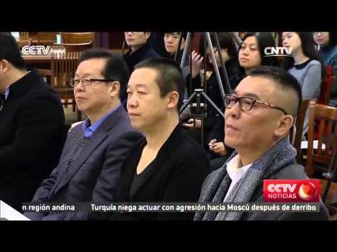 Shanghai se prepara para la celebración de los premios de danza Flor de Loto