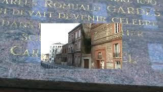 Carlos Gardel- Toulouse-Francia- 11 de Diciembre 2008