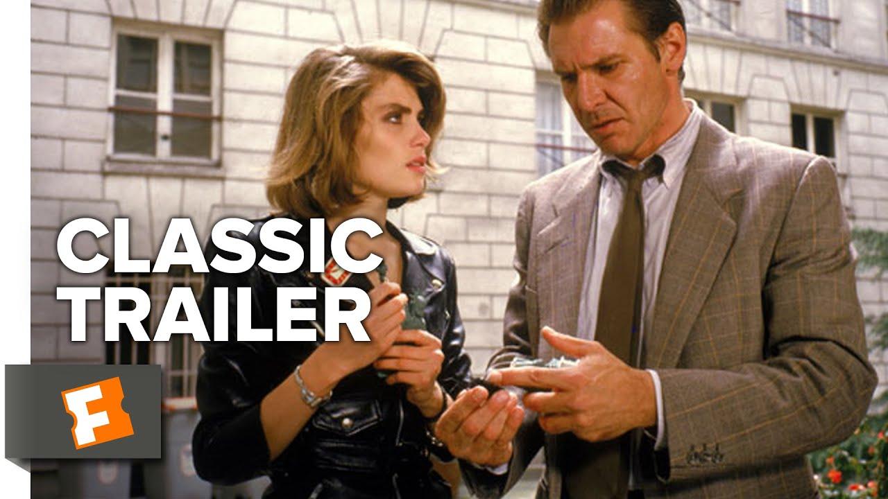 Frantic 1988 Official Trailer Harrison Ford Roman Polanski