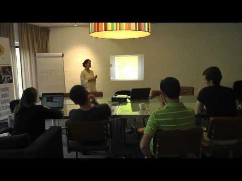 IDEA Debate Exchange | Cristina's workshop pt. 2