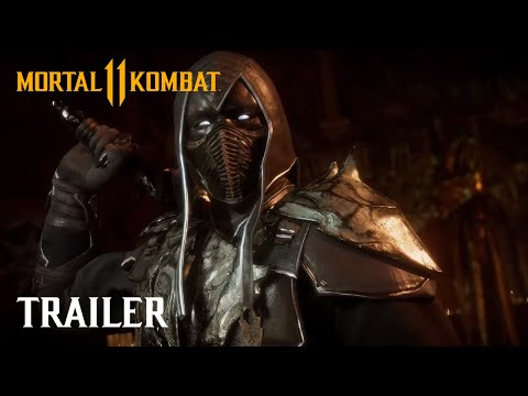 Watch Noob Saibot's reveal in Mortal Kombat 11, plus details on when the open beta begins
