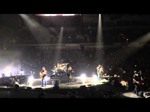 Eric Church The Outsiders Wilkes-Barre Mohegan Arena 3/13/15