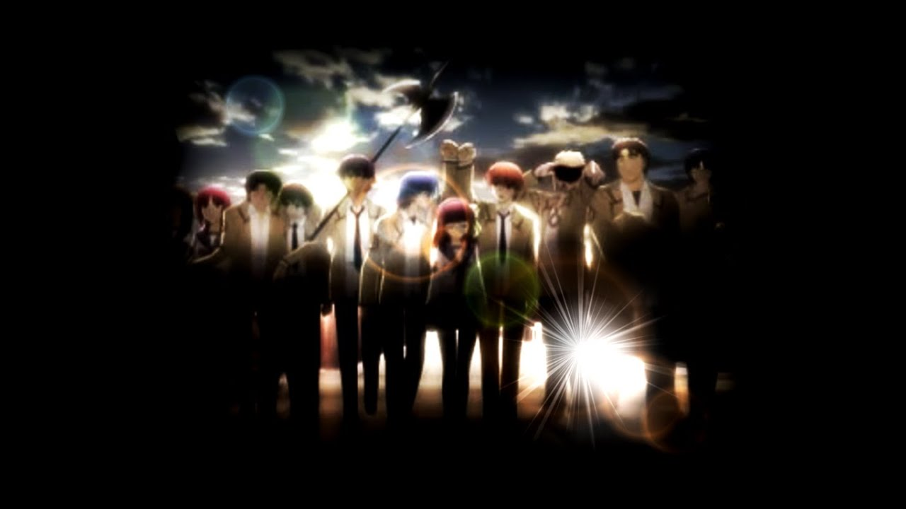 Angel Beats! Trailers and AMV - Tokyo Buzz Clips