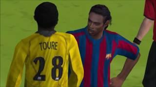 FIFA 06 PSP Gameplay HD