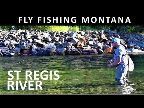 Fly Fishing Montana: St Regis River July - Trailer For Full Show On Amazon Video Season 14